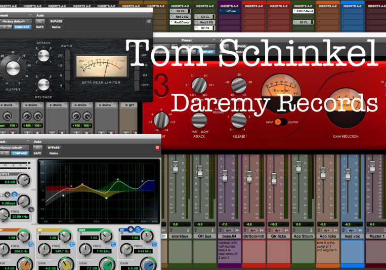 Tom Schinkel on SoundBetter