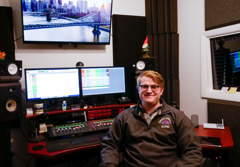 Gregory Mahan on SoundBetter