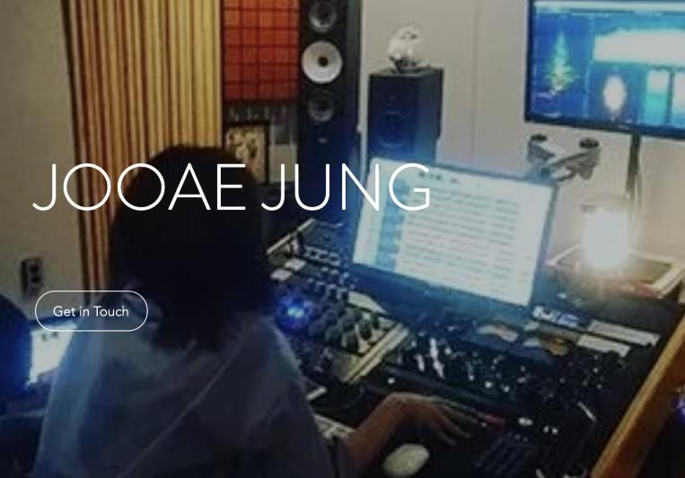 Jooae Jung on SoundBetter