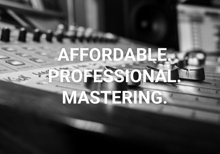 Overpass Mastering on SoundBetter