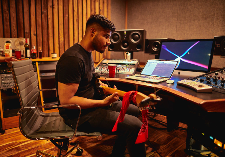 Gamal Abdu on SoundBetter