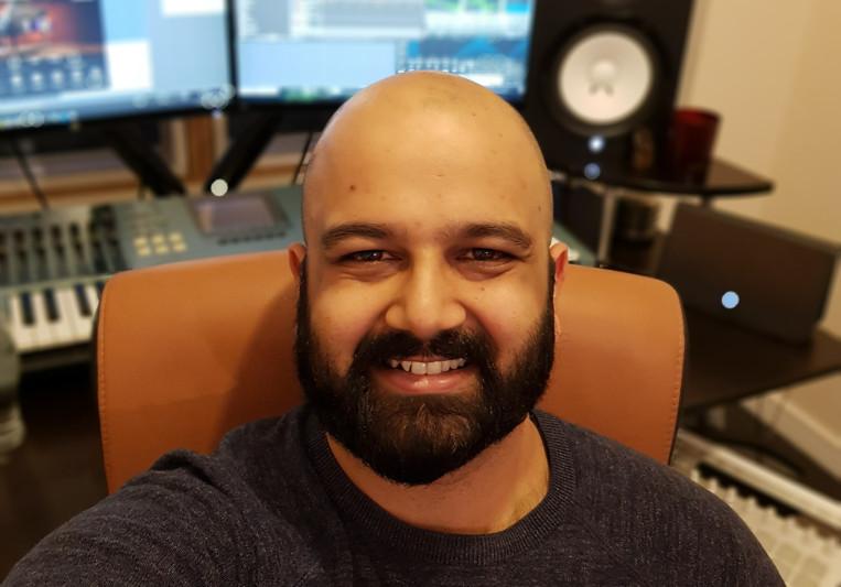 Amit Dhiman on SoundBetter
