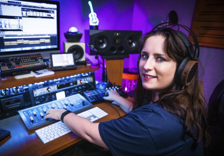 Aubrey Whitfield on SoundBetter