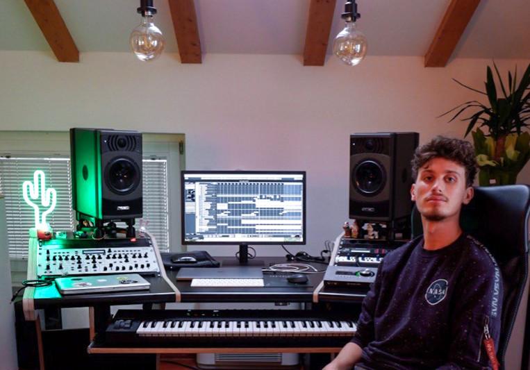 Giacomo Uber on SoundBetter
