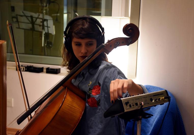 Violeta García on SoundBetter