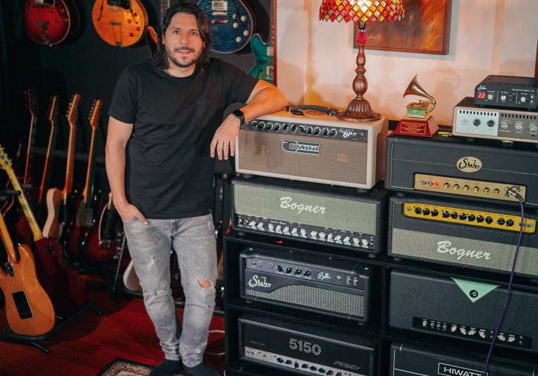 Javier Serrano on SoundBetter