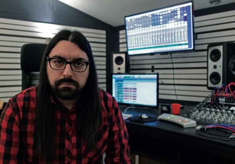 Manuele Pesaresi - Dyne Engine on SoundBetter