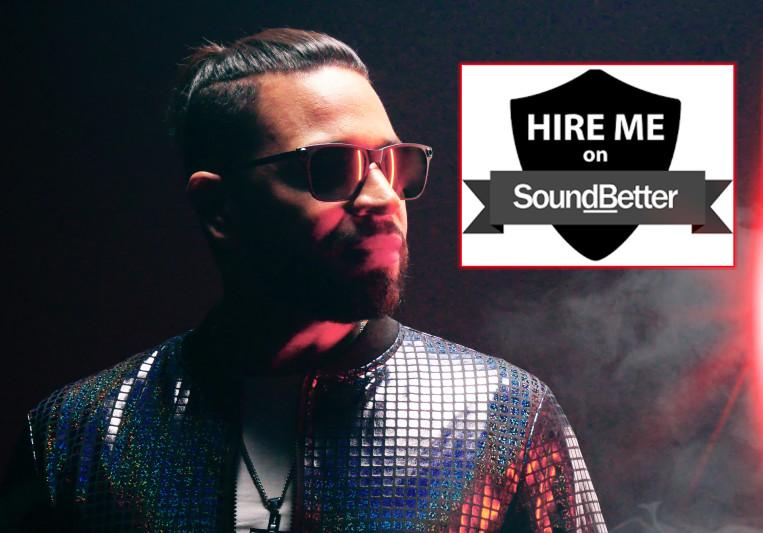 Henry Santos Jeter on SoundBetter