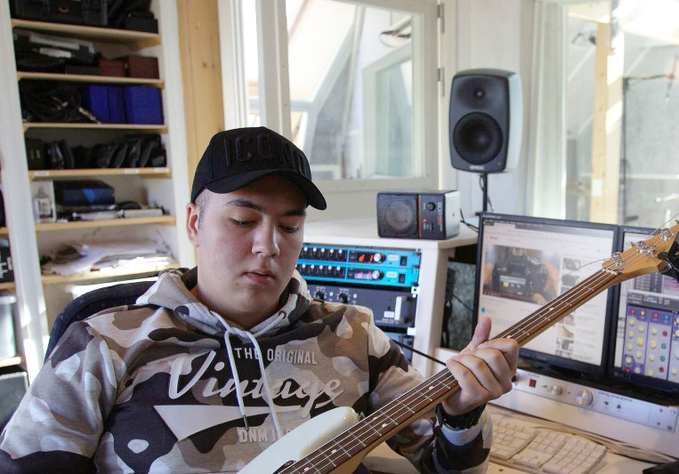 Alex Samarai on SoundBetter
