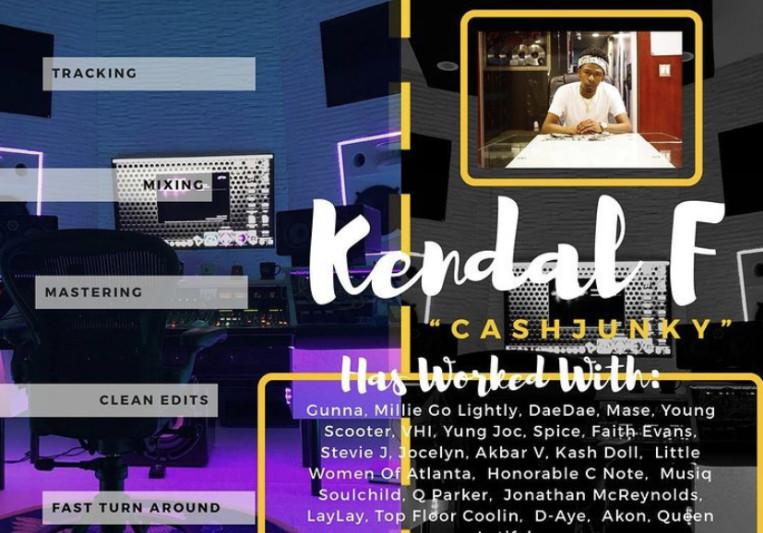Kendal At Icon ATL on SoundBetter