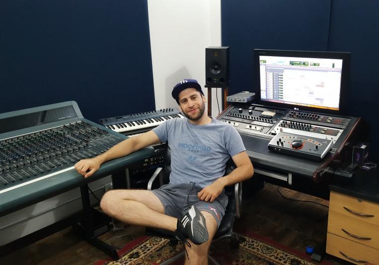 Federico Catenaro on SoundBetter