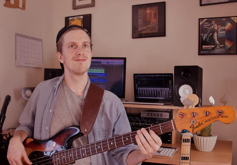 Luke Anderson on SoundBetter
