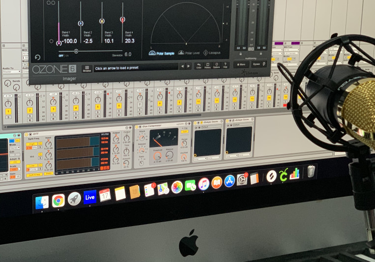 DannyM on SoundBetter