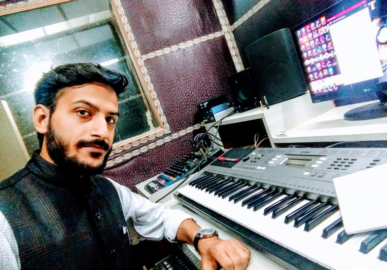 Aditya saini on SoundBetter