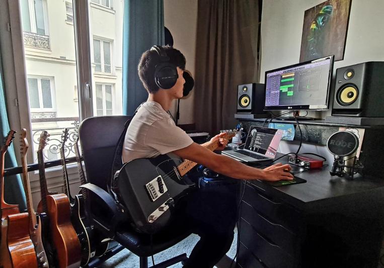 Julien Nguyen on SoundBetter