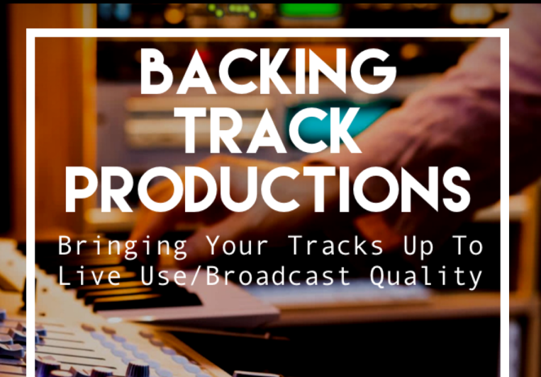 Backing Tracks on SoundBetter