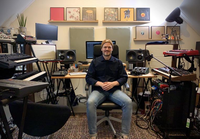 Daniel Leseman on SoundBetter