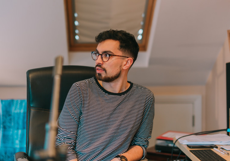 Thomas Aston on SoundBetter