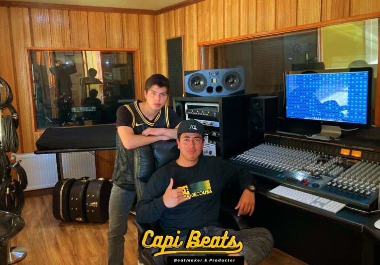 CapiBeats on SoundBetter