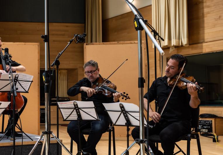 Matangi Session Strings on SoundBetter
