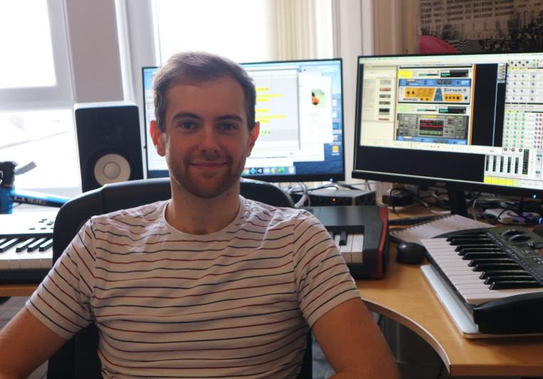 Alasdair Marnoch on SoundBetter