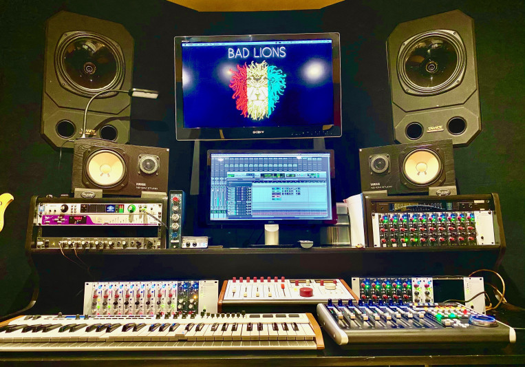 Bad Lions Productions & Studio on SoundBetter