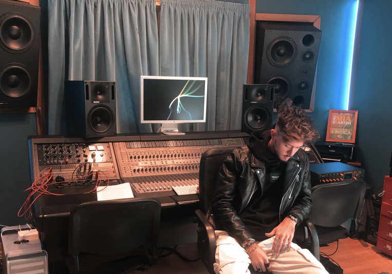 Mattia Lever on SoundBetter