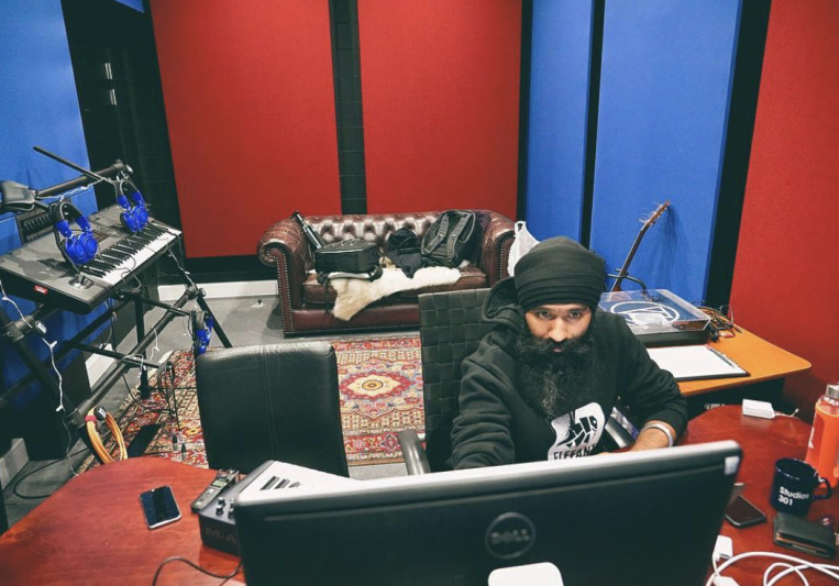 Sukhdeep Singh on SoundBetter