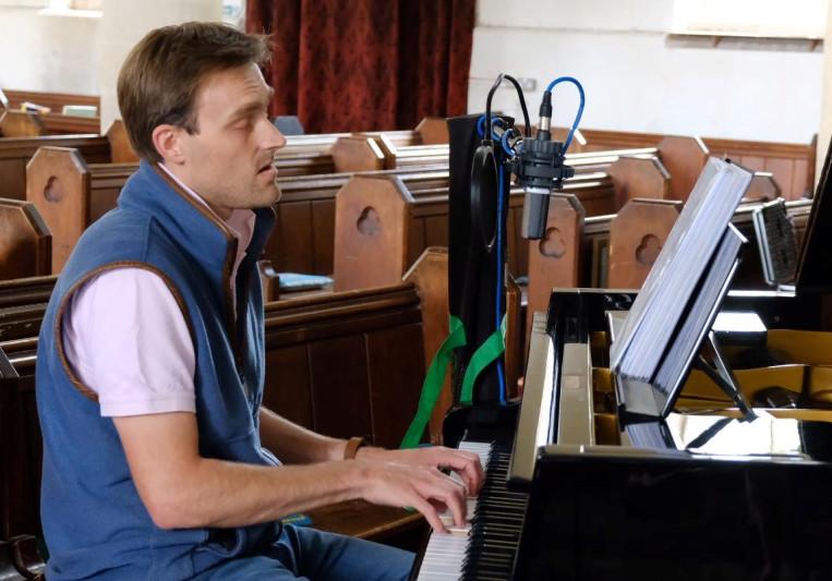 Nick Evans Vocals on SoundBetter