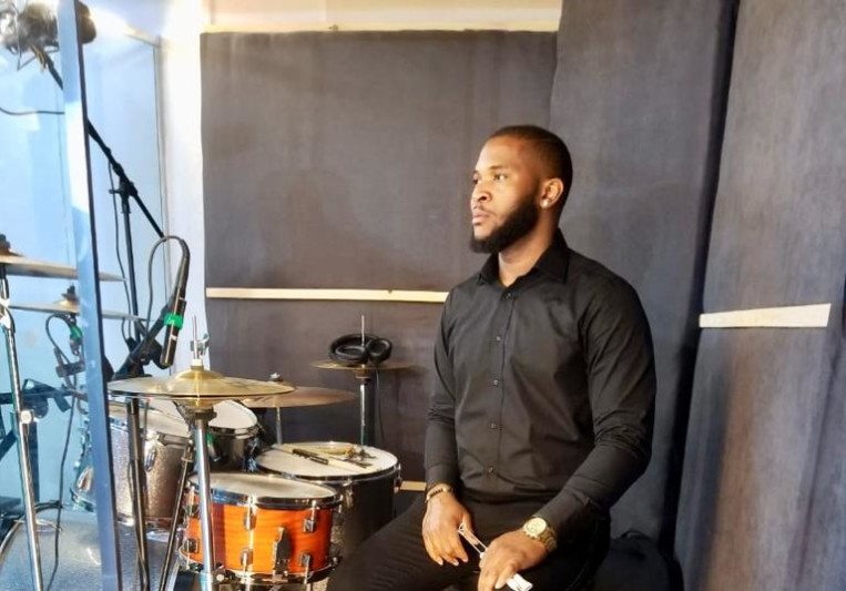 3D drummer on SoundBetter