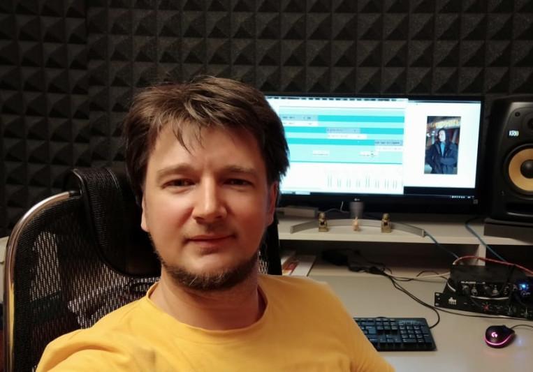 Dmitry Tsyban on SoundBetter