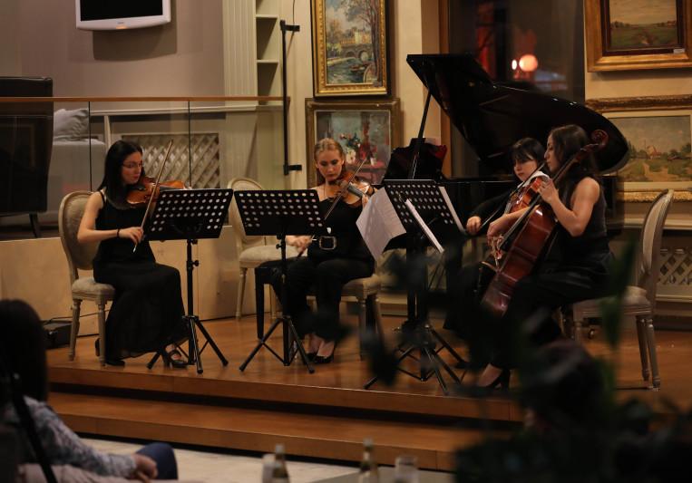 Arcobaleno String Quartet on SoundBetter