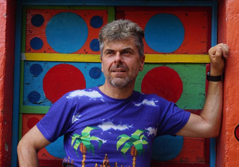 Ewald Kegel on SoundBetter
