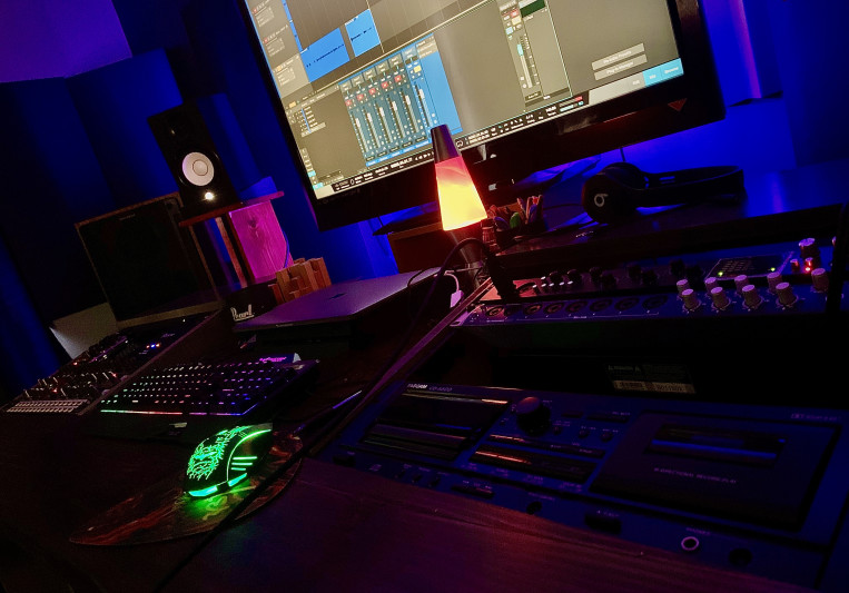 Colin Childs Mixing on SoundBetter