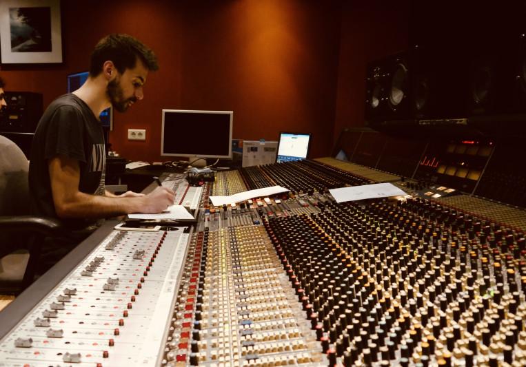 Kostas Michaloudis on SoundBetter