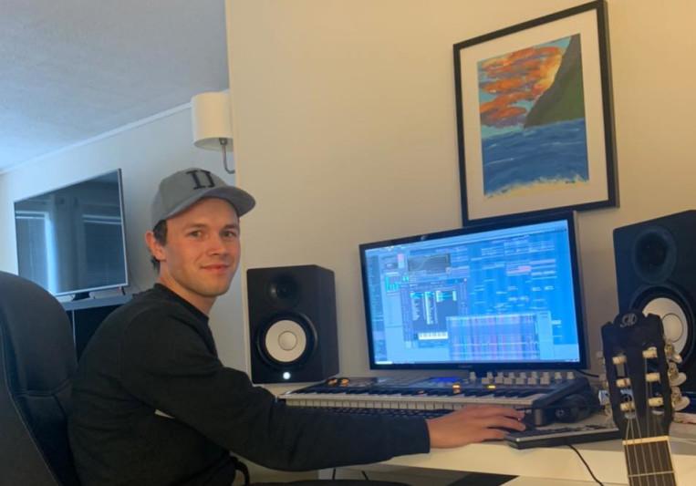 FREDRIK on SoundBetter