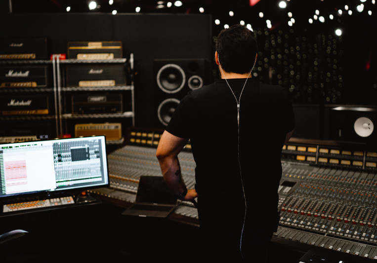 Matt Salazar on SoundBetter