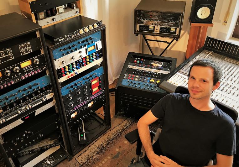 Analog Mixing - Jonas Kümmerle on SoundBetter