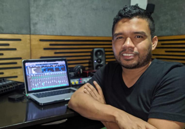 Erwin Quintero on SoundBetter