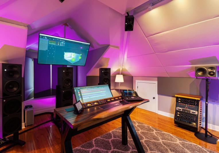 Webster Tileston at Axis Audio on SoundBetter