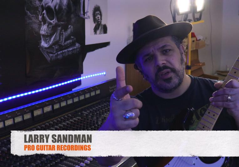 Larry Sandman on SoundBetter
