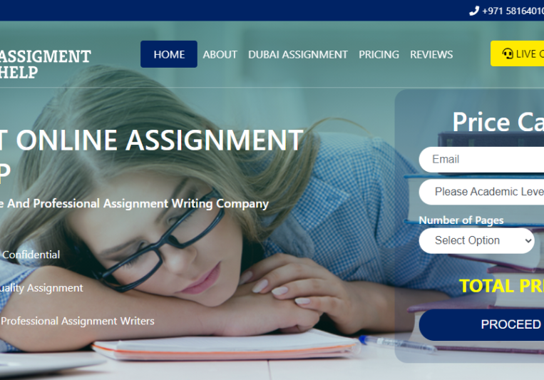 UAE Assignment Help on SoundBetter
