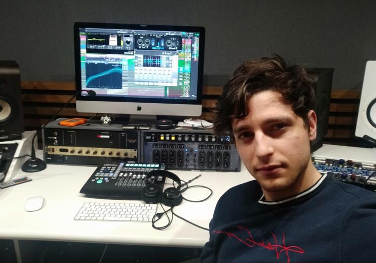 Jacopo Di Felice on SoundBetter