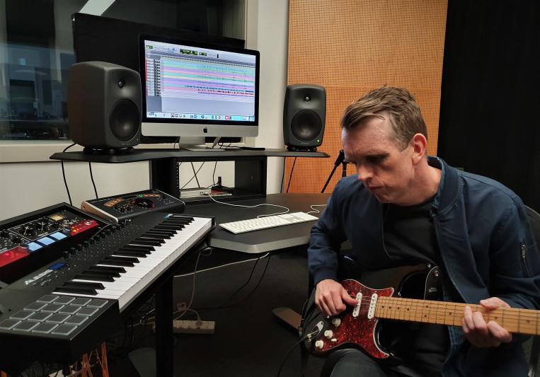 Nick Brown on SoundBetter