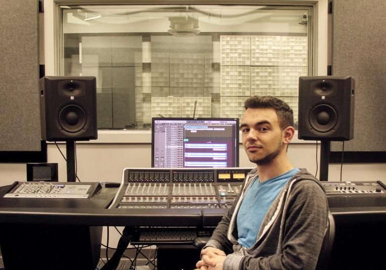 Matthew John on SoundBetter