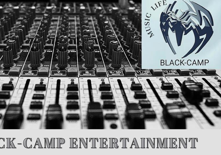 BLACK-CAMP ENTERTAINMENT on SoundBetter