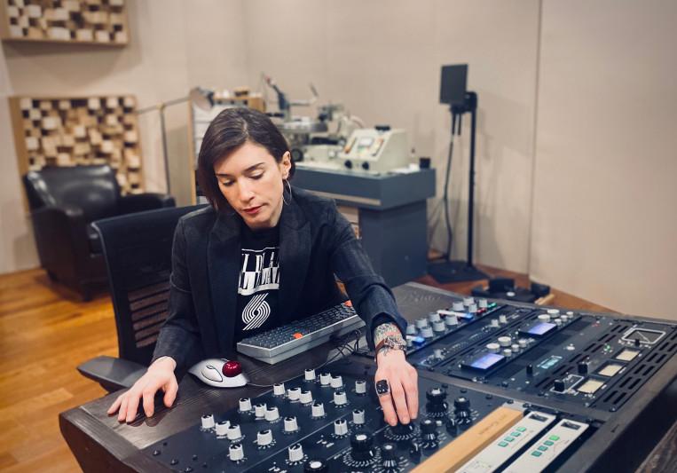 Amy Dragon Telegraph Mastering on SoundBetter
