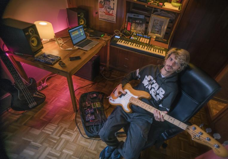 Hernán Paolini on SoundBetter