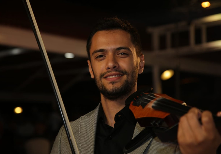 Pierre Violin on SoundBetter