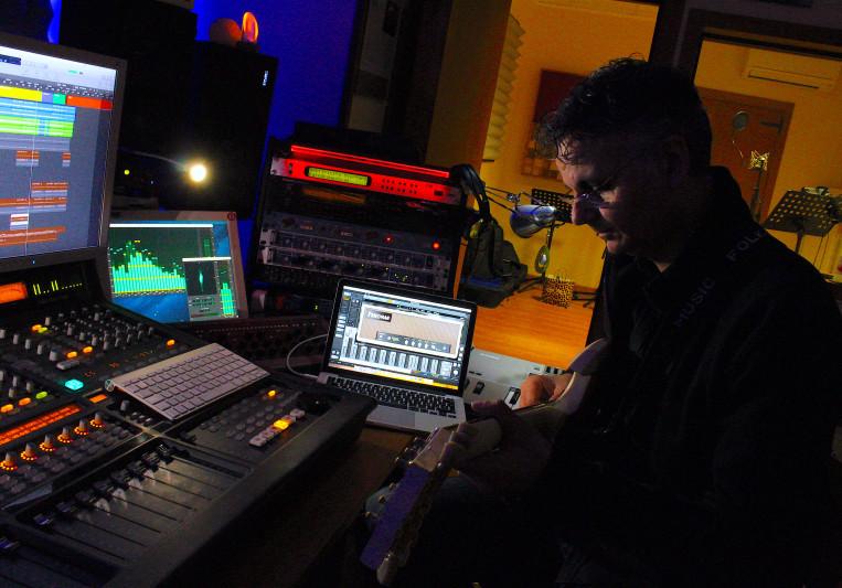 Luigi Pistillo Producer on SoundBetter